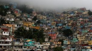 Hali ilivyo wakati kimbunga Mathew kikikaribia Port-au-Prince, Haiti