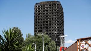 London,Grenfell, kebakaran