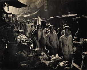 Market Parade, 1963