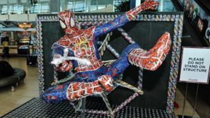 Campbells Spider-Man