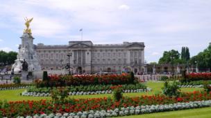 Cung điện Burkingham
