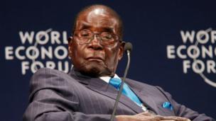 أكبر رئيس دولة في العالم - روبرت موغابي، زيمبابوي