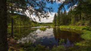 Loch Ghleannain