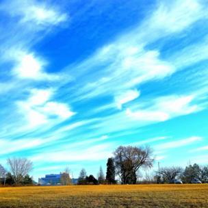Clouds in Canada