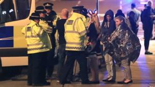 Полиция и пострадавшие