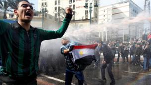 الاحتجاجات المصرية عام 2011