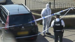 Former Provisional IRA member Kevin McGuigan was murdered in a gun attack on his home in the Short Stand area of Belfast. Mr McGuigan had been questioned by police after the murder of Jock Davison in the Markets area of Belfast three months earlier.