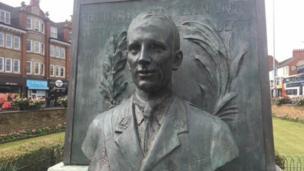 Edgar Moss Memorial