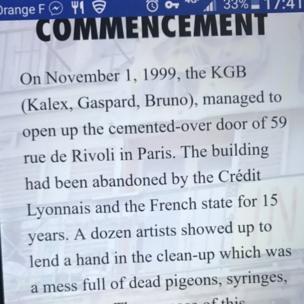 Một chút về lịch sử của tòa nhà