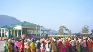 ရှမ်းအမျိုးသားနေ့,မြောက်ပိုင်း ဌာနချုပ်
