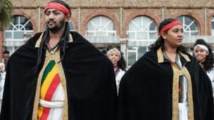 الزي التقليدي الإثيوبي