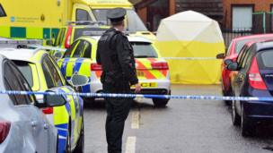 """Former senior IRA figure Gerard 'Jock' Davison was shot dead in the Markets area of Belfast in May. He was shot a number of times in what police described as a """"cold-blooded murder carried out in broad daylight in a residential area""""."""