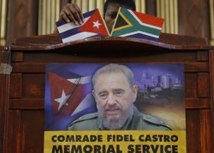 تأبين كاسترو