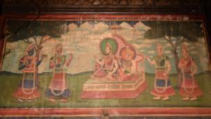 रामायणमा आधारित धार्मिक चित्र