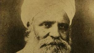 Bhagat Singh's father Kishan Singh