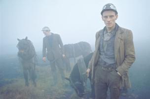 عمال مناجم بريطانيون