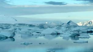 البحيرة القطبية الجنوبية