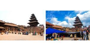 Five Storeyed Temple in Taumadhi...