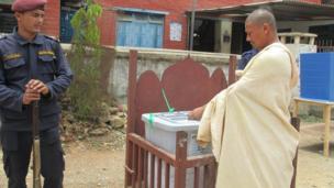 स्थानीय निर्वाचन फोटो: रविना बोहोरा