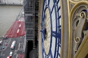 Cara del reloj