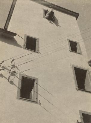 Untitled (Decorating Work, Switzerland), 1925