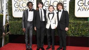 Dàn diễn viên trẻ trong phim Stranger Things