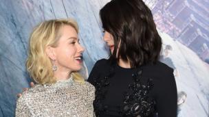 Naomi Watts and Shailene Woodley