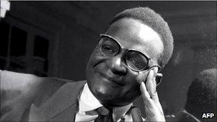 Hamani Diori, president of Niger 1960-74