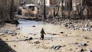روستای بیرق درآذربایجان شرقی