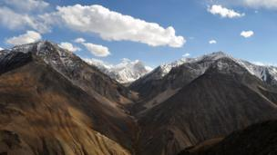 منابع طبیعی افغانستان