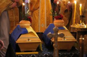 Перезахоронение Александра Олеся