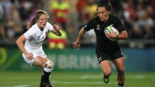 Women's rugby world cup final
