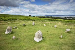 Birkrigg Stone Circle, Cumbria