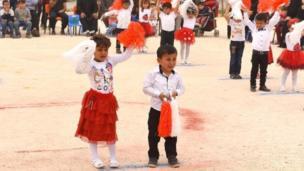 Şanlıurfa Akçakale kutlamalar