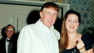 Donald Trump, 1996'da Dünya Güzellik Yarışması organizasyonunun sahibiydi. 22 yıl sonra ABD başkanı oldu