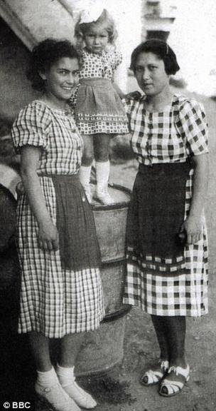 Helena y Franz