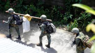 Marinir Filipina