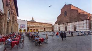 Cocin San Petronio Basilica