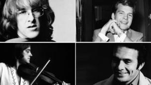Dave Swarbrick, Bobby Vee, Merle Haggard, Paul Kantner