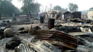 Le district de Konduga est l'un des épicentres des violences commises par le groupe djihadiste