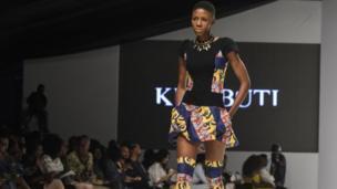 """La """"Lagos Fashion and design week"""", un évènement qui a pour but de soutenir et promouvoir l'industrie de la mode Nigériane et africaine en général."""