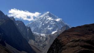 کوههای افغانستان
