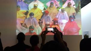 Tác phẩm video của Nguyễn Trần Ưu Đàm