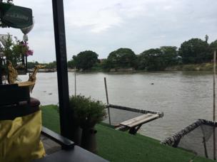 Sông ở Ayutthaya