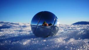 Boule on Ben Nevis