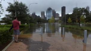 Flooding in Houston (27 August 2017)