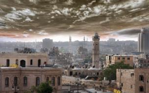 حلب شہر