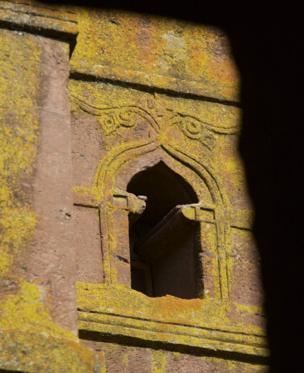 Church of St Giorgis of Lalibela