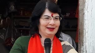 డాక్టర్ తేజశ్రీ బెన్ పటేల్