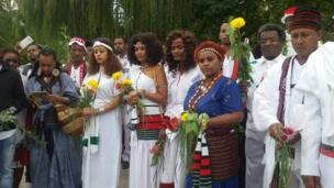 Irreecha 2017 Siwiizarlaand